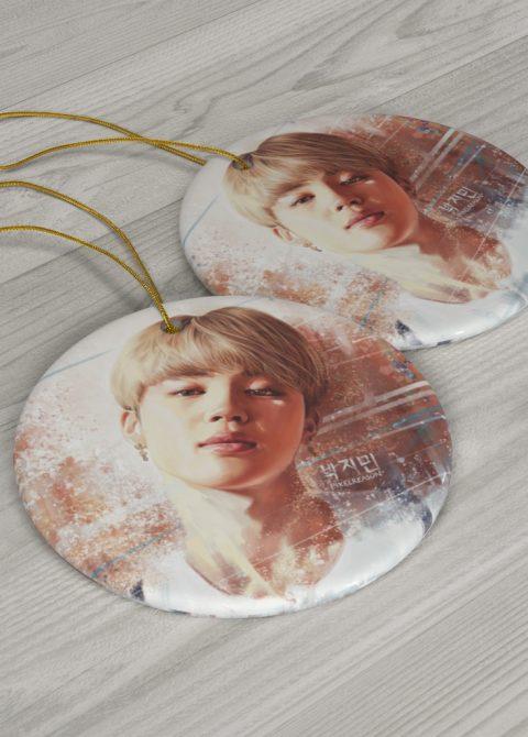 Ornament Discs (Ceramic)